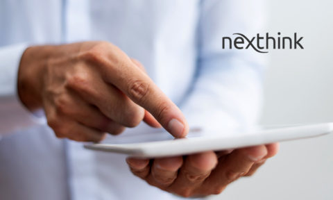 Nexthink Raises $85 Million to Help Companies Improve the Digital Employee Experience