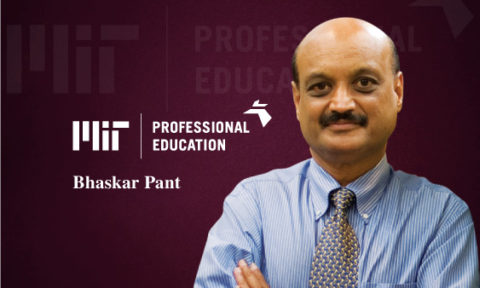 TecHR Interview with Bhaskar Pant, Executive Director at MIT Professional Education
