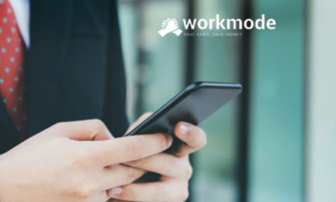 "New App ""WorkMode"" Eliminates Cell Phone Distraction on Safety-Sensitive Worksites"