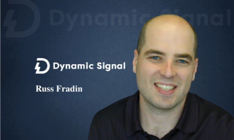 TecHR Interview with Russell Fradin, CEO and Co-Founder at Dynamic Signal