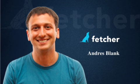 TecHR Interview with Andres Blank, Co-Founder & CEO at Fetcher