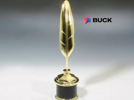 Buck wins seven prestigious 2019 IABC Gold Quill Awards