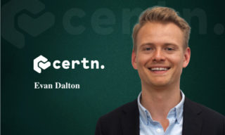 TecHR Interview with Evan Dalton, C3O at Certn