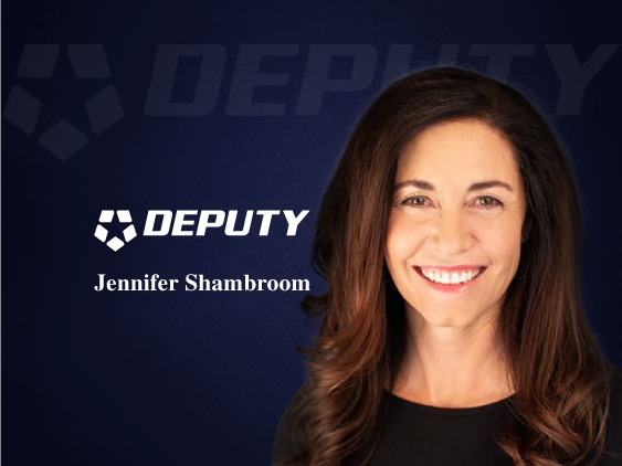 TecHR Interview with Jennifer Shambroom, CMO at Deputy