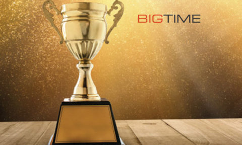 BigTime Software's Momentum Continues, Being Recognized across Stevie and G2 Crowd Industry Awards