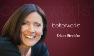 TecHR Interview with Diane Strohfus, CHRO at BetterWorks