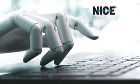 NICE and Prof. Dan Ariely's Research Confirms - Desktop Robots Significantly Boost Employee Performance and Wellbeing