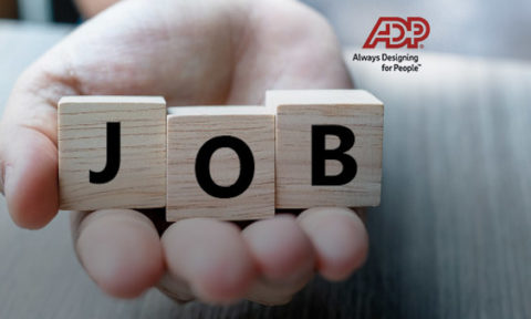 ADP National Employment Report: Private Sector Employment Increased by 27,000 Jobs in May