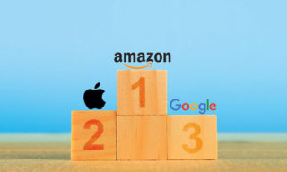 Amazon Emerges as a Winner, Ahead of Behemoths Amazon and Google as the World's Most Valuable Global Brand