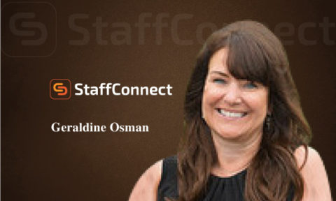 TecHR Interview with Geraldine Osman, CMO at StaffConnect