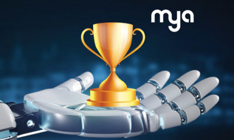 Mya Systems Wins 2019 Artificial Intelligence Breakthrough Award