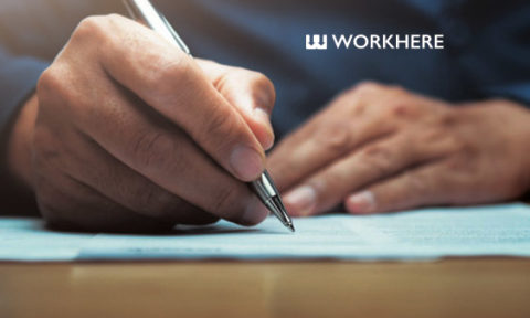 With U.S. Companies Scrambling for Qualified Employees, WorkHere Makes a Strategic Hire of Its Own: CMO Chad Fife