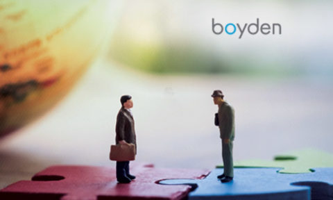 Boyden Survey Finds Top HR Executives' Influence on the Rise in C-Suites and Boards