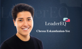 TecHR Interview with Chessa Eskandanian-Yee, CEO at LeaderEQ