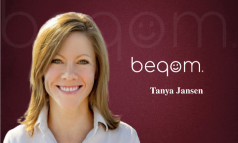 TecHR Interview with Tanya Jansen, CMO & Co-Founder at beqom