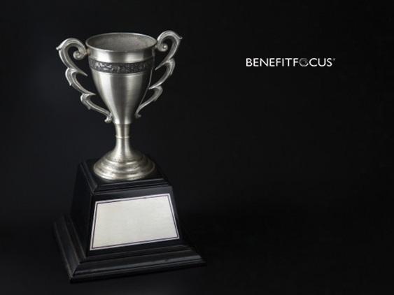 Benefitfocus Director of Benefits and Wellness Misty Guinn, Receives Employee Benefit News Judge's Choice Benny Award