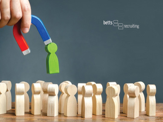 Betts Recruiting Launches Online Platform to Match Companies With Talented People