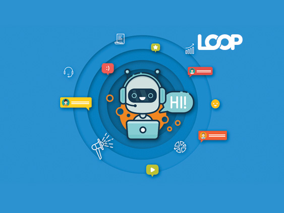 Loop Introduces a Recruiter-To-Candidate Chat Feature: Loop Flow Messenger