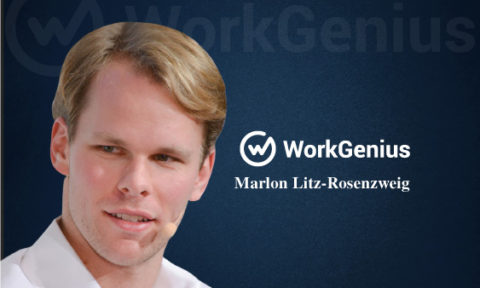 TecHR Interview with Marlon Litz-Rosenzweig, Co-Founder and CEO at WorkGenius