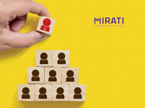Mirati Therapeutics Appoints Jenny Gizzi As Vice President, Human Resources
