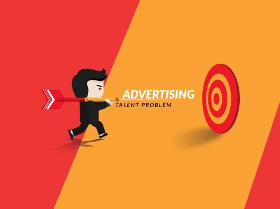 Solving the Advertising Talent Problem with Technology