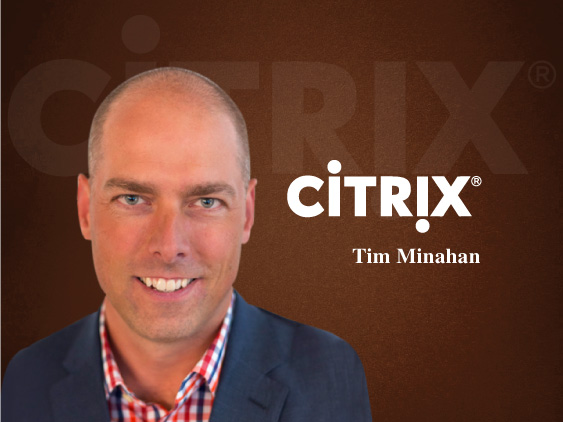 TecHR Interview with Tim Minahan, EVP and Chief Marketing Officer at Citrix