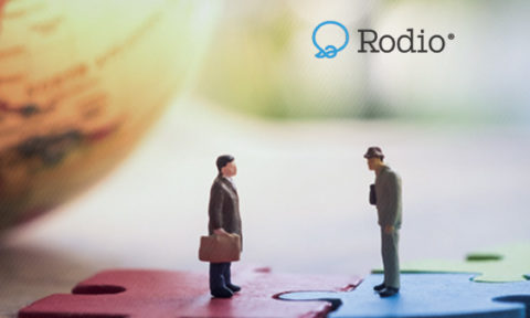 Rodio Launches As Workforce Communications Platform Provider