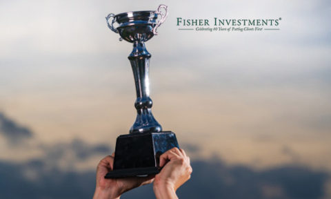 Ken Fisher's Firm, Fisher Investments, Ranks Among Association for Talent Development's 2019 Best Award Winners