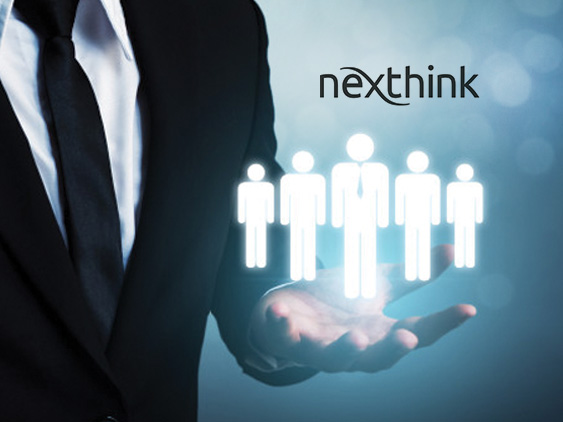 Nexthink Data Shows First Ever Quantifiable Measurement of Employees' Experiences with IT