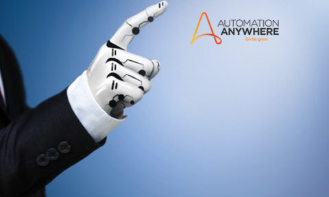 Automation Anywhere Launches AI-Powered RPA-As-A-Service Platform To Accelerate Global RPA Adoption