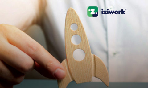 iziwork Becomes the Leading Temporary Staffing Platform in France and Raises 12 Million Euros, 1 Year After Its Launch