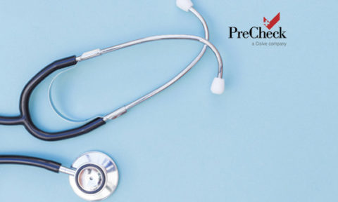 PreCheck Named a Top 10 Healthcare Compliance Solution Provider by Healthcare Tech Outlook