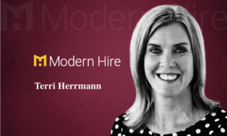 TecHR Interview with Terri Herrmann, VP of Marketing at Modern Hire