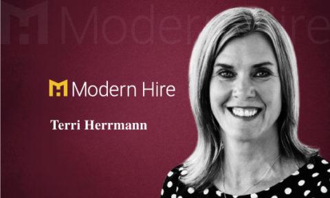 TecHR Interview with Terri Herrmann, VP of Marketing at Modern Hire