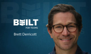 Brett Derricott - THS interview
