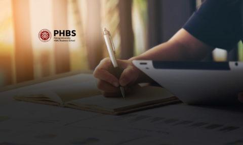 Peking University HSBC Business School and Cambridge University Judge Business School Together Launch Executive Education Programmes