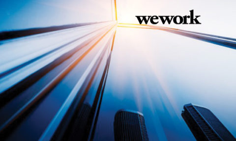 WeWork Opens Monthly Record Number of New Buildings
