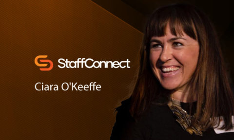 TecHR Interview with Ciara O'Keeffe, VP of Customer Experience at StaffConnect