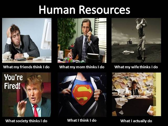 What does HR do?