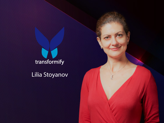 TecHR Interview with Lilia Stoyanov, CEO of Transformify