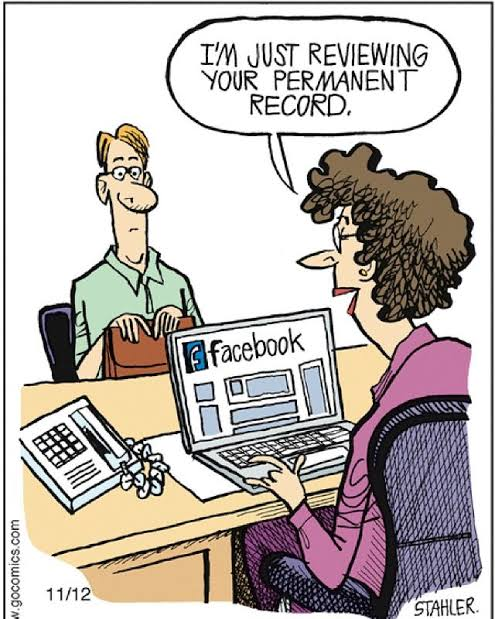 Can't deny social media's role in recruitment!