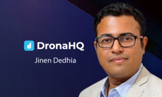 TecHR Interview with Jinen Dedhia, Co-founder and MD of DronaHQ