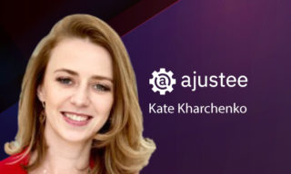 TecHR Interview with Kate Kharchenko, Head of HR at Ajustee