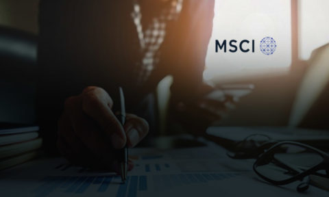 MSCI, Global Provider of Investment Decision Support Tools and Services, Becomes the 76th Member Firm to Join Out Leadership