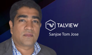 TecHR Interview with Sanjoe Tom Jose, CEO of Talview