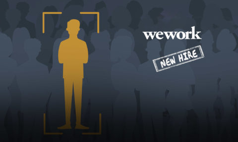 Shyam Gidumal Joins WeWork as Chief Operating Officer