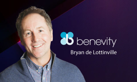 TecHR Interview With Bryan DE Lottinville, Founder and Chief Executive Officer of Benevity