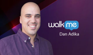 TecHR Interview with Dan Adika, CEO and Co-Founder of WalkMe