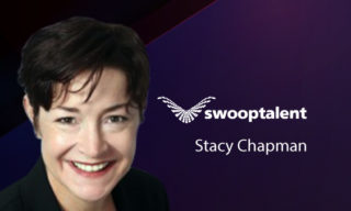 TecHR Interview With Stacy Chapman, CEO and Co-founder at SwoopTalent