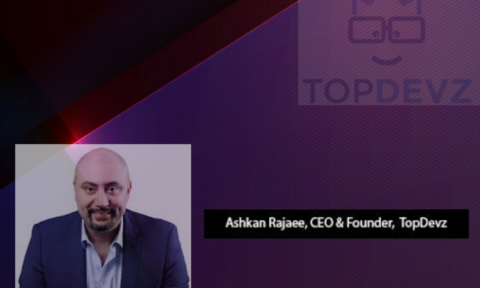 TecHR Interview With Ashkan Rajaee, CEO and Founder at TopDevz